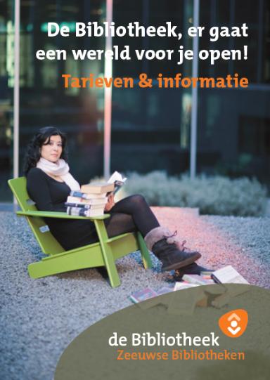 De tarieven van bibliotheek Zeeuws-Vlaanderen