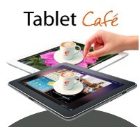 tablet cafe in bibliotheek hulst