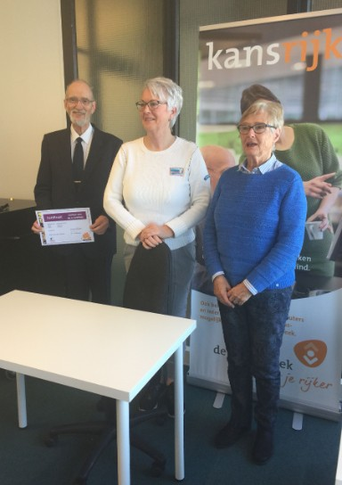 Certificaten digisterker uitgereikt