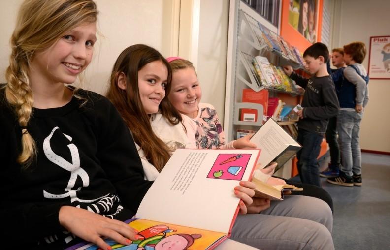 Bibliotheek Zeeuws-Vlaanderen en de basisscholen